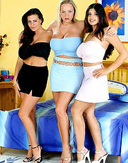 Linsey, Jessica Turner and Kerry Marie