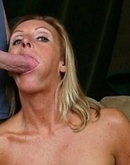 A milf woman doing her younger lover in images